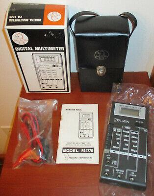 Paladin - Vintage Digital Multimeter - Model Pa 1776 - Nos