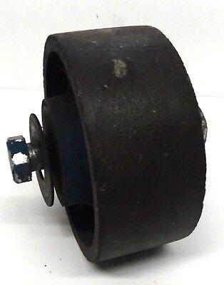 Unknown Brand Cast Iron 6 Caster Wheel 2 12 Width