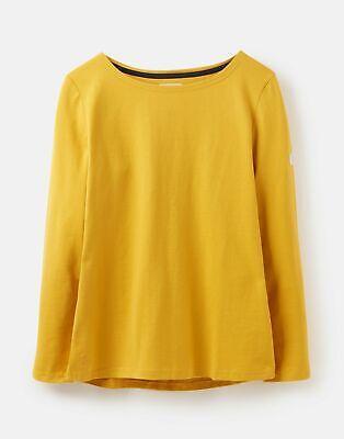 Joules  209682 Long Sleeve Jersey Top Shirt - ANTIQUE GOLD