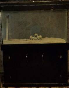3ft fish tank with cabinet Morphett Vale Morphett Vale Area Preview
