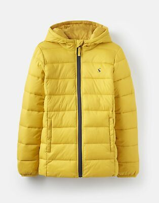 Joules 209823 Padded Jacket - ANTIQUE GOLD
