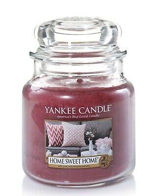 "YANKEE CANDLE - GIARA MEDIA - ""HOME SWEET HOME"" CODICE 11497E"