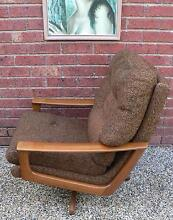Retro Vintage Tessa T21 Swivel Arm Chair Circa 1970's Wantirna South Knox Area Preview