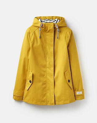 Joules 207519 Waterproof Coat - ANTIQUE GOLD