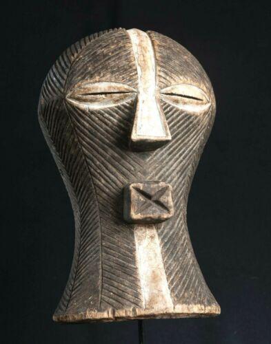 Songye Mask, D.R. Congo, African Tribal Art