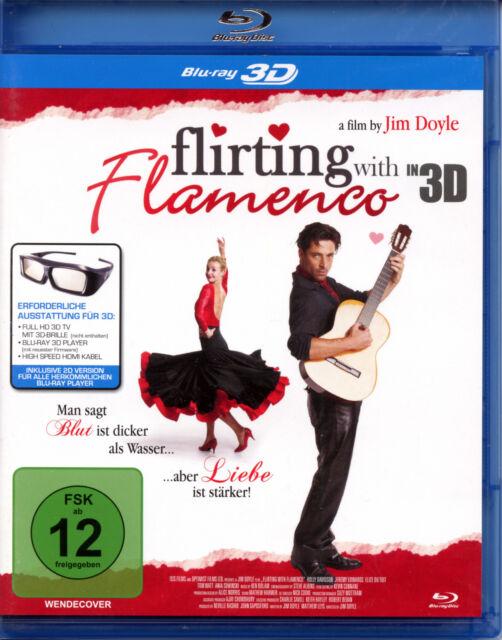 FLIRTING WITH FLAMENCO [2D + 3D-Blu-ray] *NEU OPV*