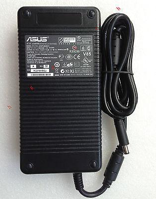 Original OEM ASUS 19.5V 11.8A AC Adapter for ASUS ROG G752VY-DH78K Gaming Laptop