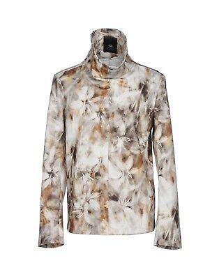 TOM REBL Men's Jacket Coat Sweatshirt XXL Floral