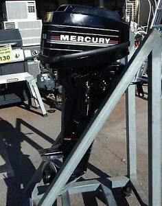 MERCURY OUTBOARD MOTOR 9.9 HORSEPOWER Woodville South Charles Sturt Area Preview