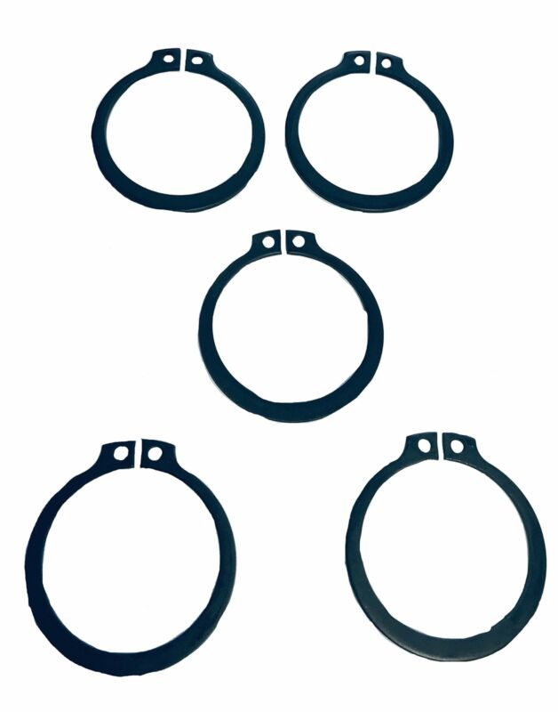 John Deere Original Equipment Snap Ring (Pack of 5) - 40M7165,5
