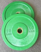 Olympic bumper plates Henley Beach Charles Sturt Area Preview