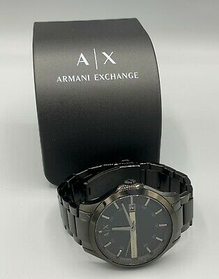 Armani Exchange Men's Classic Stainless Steel Watch AX2104