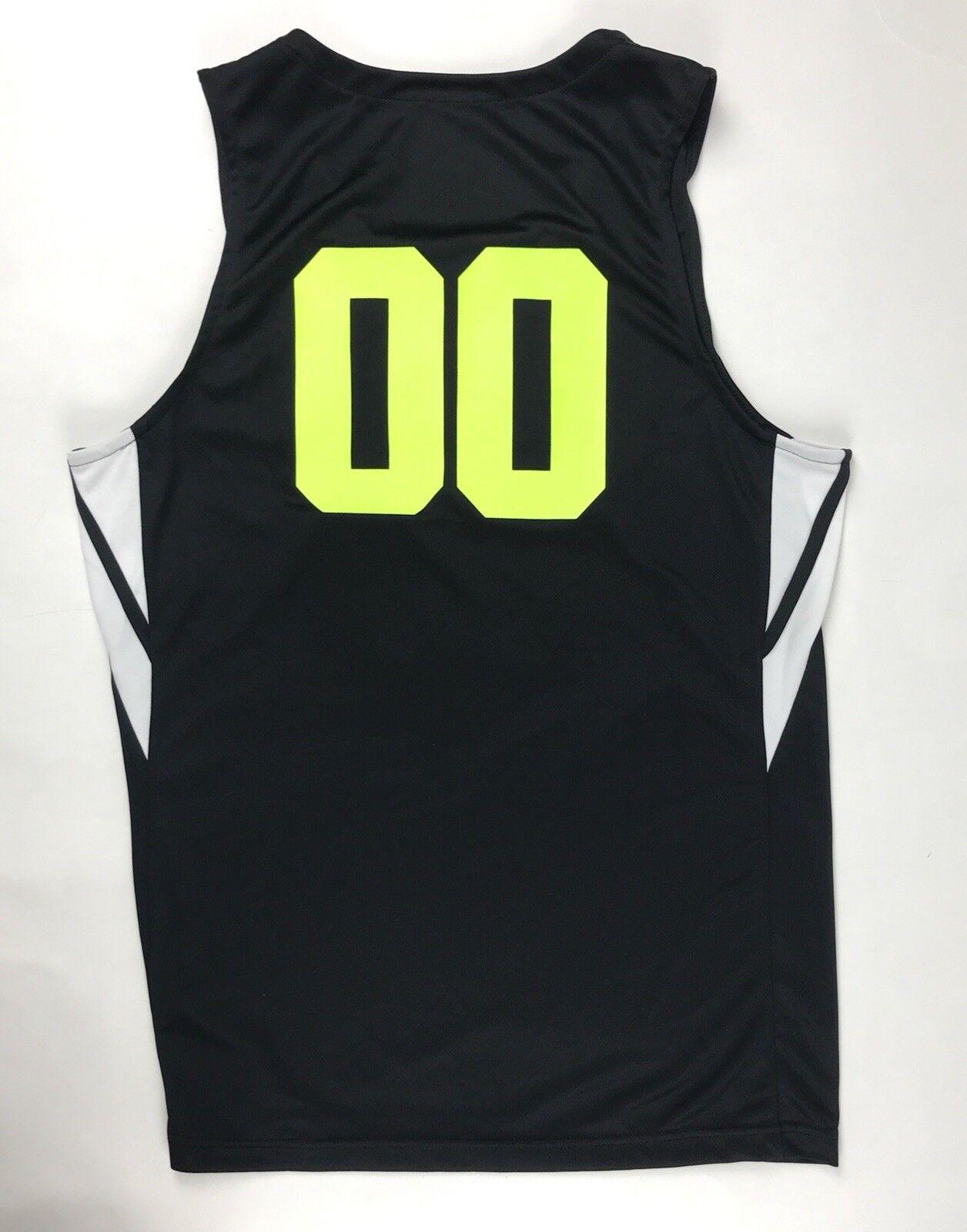 987cc375d9d3 Details about New Nike Baylor University Bears Stock Basketball Jersey  Men s L 932177 Black