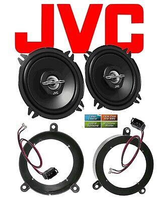 JVC Lautsprecher für MERCEDES C-Klasse W203 2000- 2007 Türen Hinten  Heck