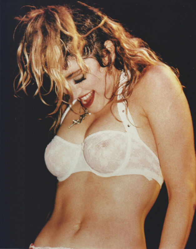 Madonna Sexy Smiling 8x10 Picture Celebrity Print