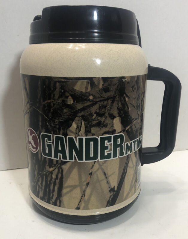 X Large Whirley 64 Oz. Gander Mtn MM-64 Travel Mug Cup
