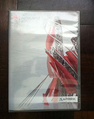 Autocad Lt 2015 Factory Sealed New