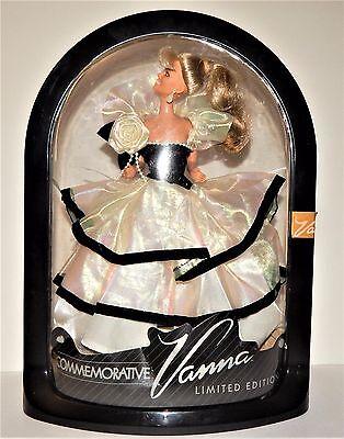 "Vanna White Commemorative Edition Doll 13"" Fashion Style 1210 Game Show Host"