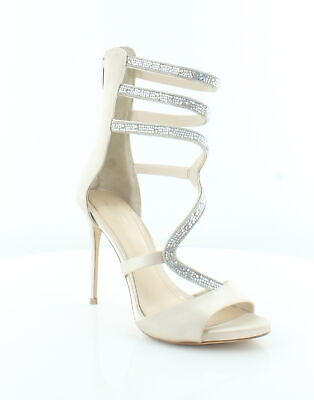 Imagine Vince Camuto Dafny Beige Womens Shoes Size 9 M Heels MSRP $180