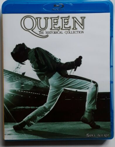 Queen The Collection 3x Triple Bluray
