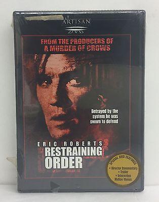 Restraining Order  Dvd  2000  Brand New Sealed Rare Oop 1D