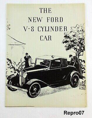 1935 Automotive Poster 20x28 Chevrolet 6 Cylinder Vintage Style Car Poster