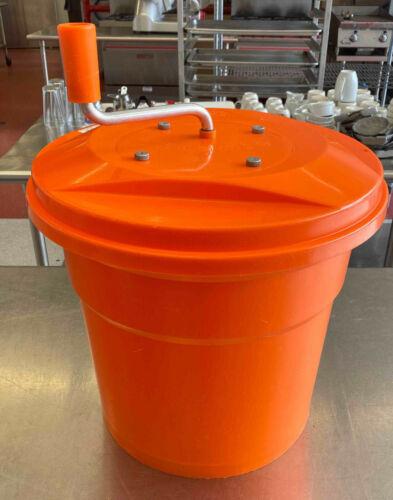 Commercial Restaurant Salad Lettuce Dryer Spinner 5 Gallon dynamic