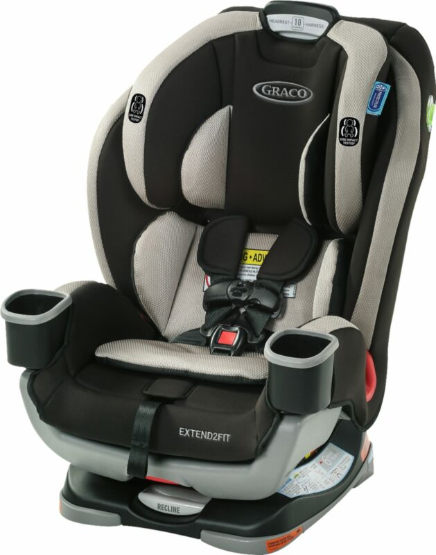 Graco - Extend2Fit® 3-in-1 Car Seat - Stocklyn