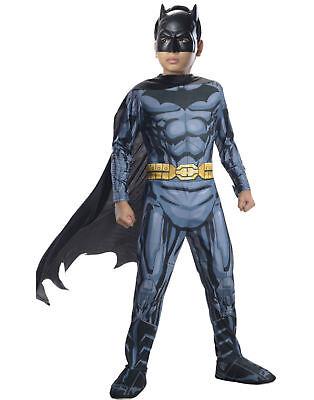 Batman The Dark Knight Child Boys Superhero Halloween Costume