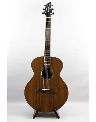 Breedlove Custom Brazillian Rosewood Sinker Redwood Auditorium Acoustic Electric