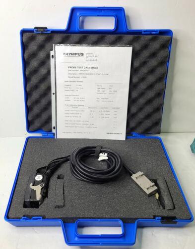Olympus 5L 60 5Mhz Probe for MX2 5L60-60X10-PWZ1-P-5-OM