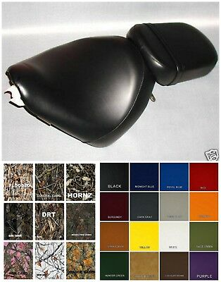 HONDA VT600 Seat Cover Shadow VLX600 1999 2000 2001 2002 2003  25 COLORS (ST/PS)