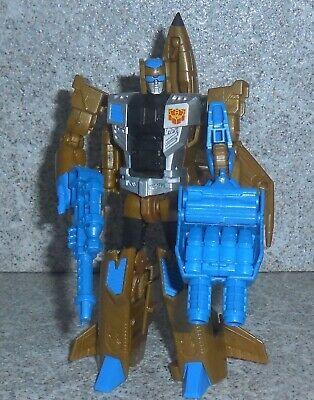 Transformers Combiner Wars QUICKSLINGER Complete Deluxe Superion G2
