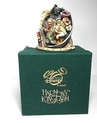 Disney Harmony Kingdom Wicked Ways 2-Piece Figurine Limited Edition Collectible