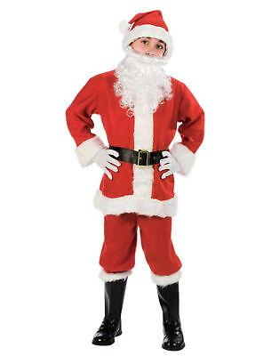 Child Promotional Holiday Christmas Santa Suit - Large](Santa Suit Kids)
