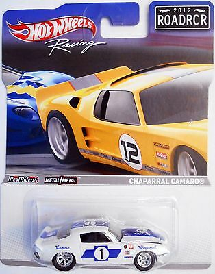 Hot Wheels Racing 2012 Roadrcr Chaparral Camaro Canada Release Only