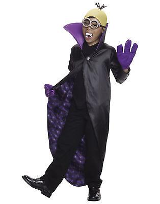 Minions Film Kinder Dracula Minion Halloween Kostüm