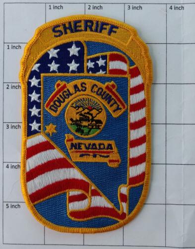 Sheriff Douglas County (Nevada) patch