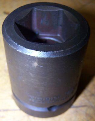 Unused Wright 8840 1 14 1 Drive Impact Socket