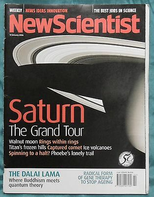 New Scientist No.2537, 4th Jan 2006, Time Paradox, Robots