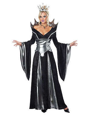 Fairytale Halloween Costumes Adults (Malevolent Queen Fairytale Adult Womens Halloween)