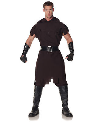 Enforcer Pirate Adult Male Halloween Costume - Adult Male Pirate Costumes