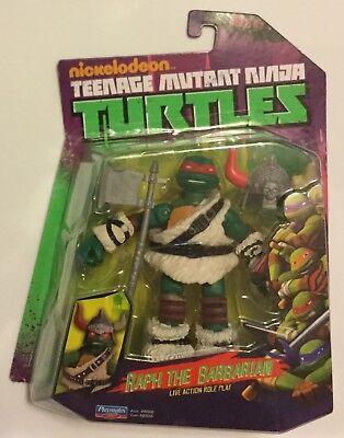 Raphael The Ninja Turtle (! Teenage Mutant Ninja Turtles Raph The Barbarian 6