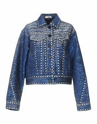 Ana?s Jourden Dark blue Acrilyc Jackets