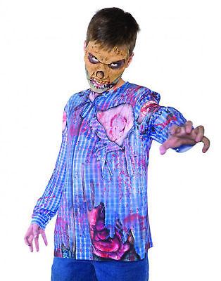 Monster Horror Jungen Halloween Kostüm (Echte Monster Halloween-kostüme)