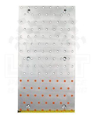 Sub Plate Haas Vf-2 Ss 15-12 X 29 1-14 Cnc Billet 6061 Mill Fixture New