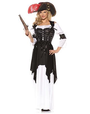 Piraten Königin Sexy Erwachsene Damen Halloween Kostüm