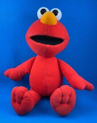 "Sesame Street - Elmo - Fisher Price - 2003 - Soft Plush Toy Figure - 12"" - B8361"