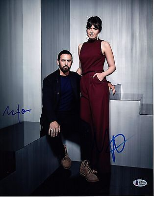 Milo Ventimiglia Mandy Moore Signed 11X14 This Is Us Photo  Autograph Bas Psa