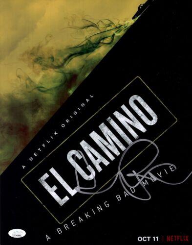 AARON PAUL Signed EL CAMINO 11x14 Photo Autograph BREAKING BAD JSA COA